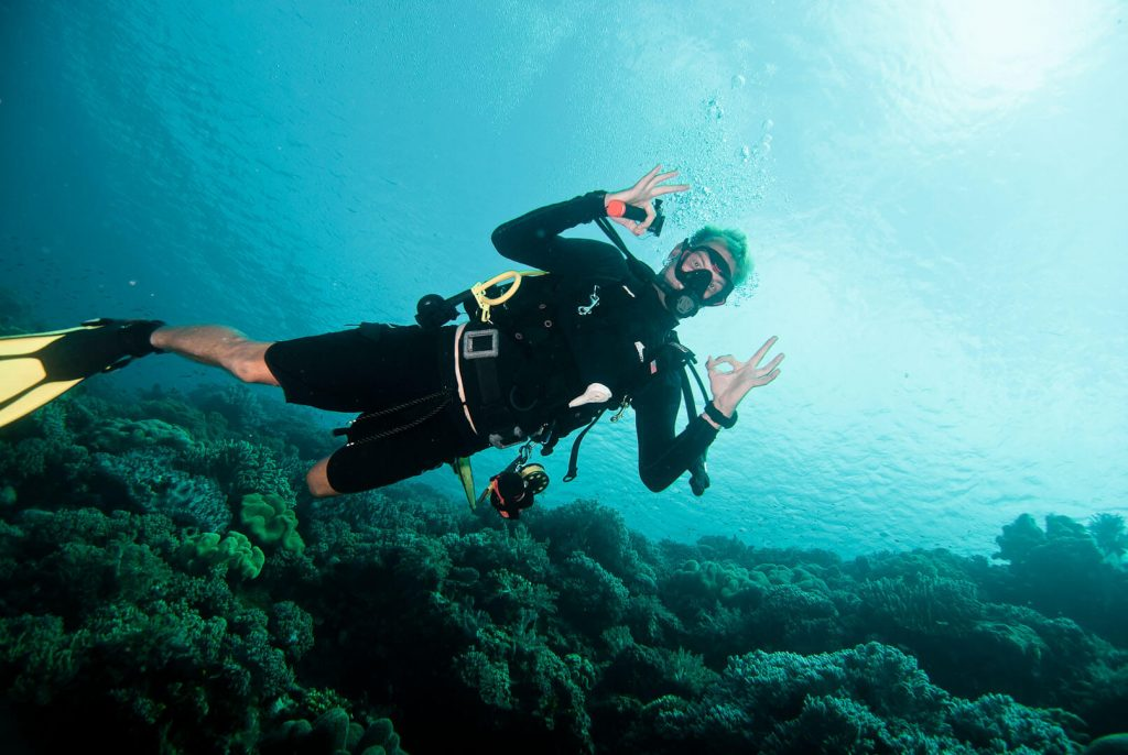 PADI Open Water Diver Course Package with Pure Dive Resort