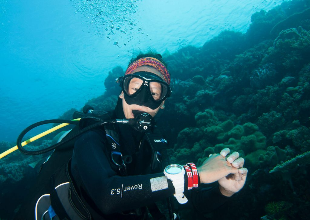 PADI e-learning Open Water Diver Course Package