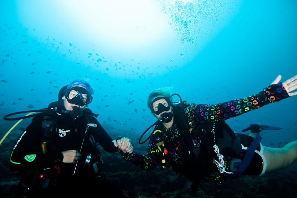 Pure Dive Resort Package Offers