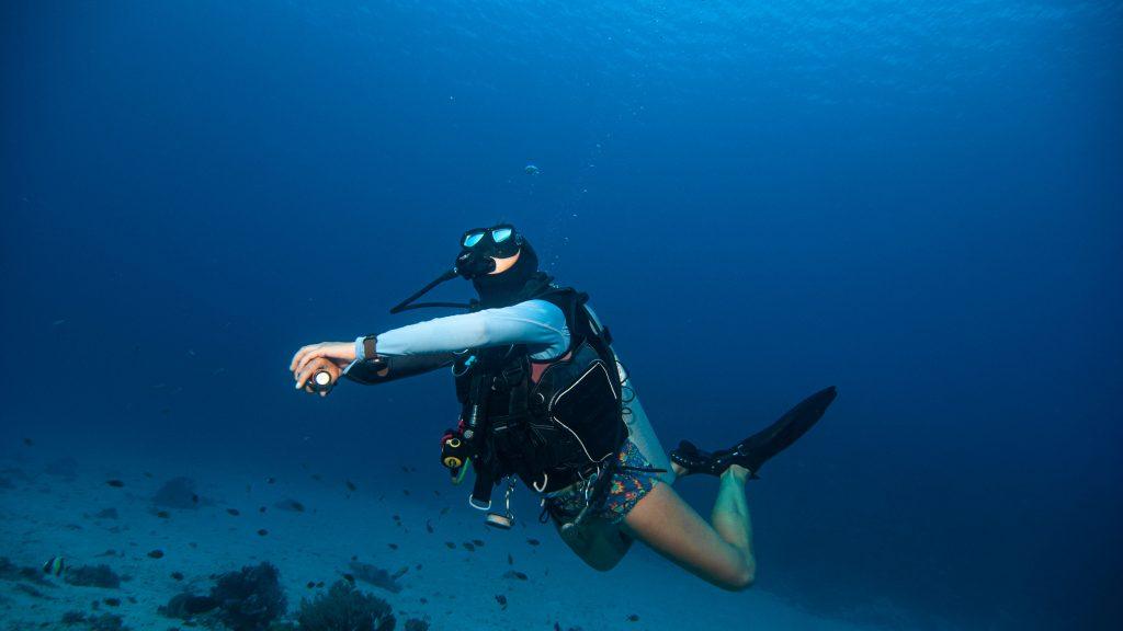 Diver Nusa Penida