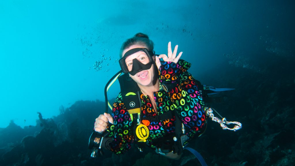 Dive Nusa Penida - fun diving trips