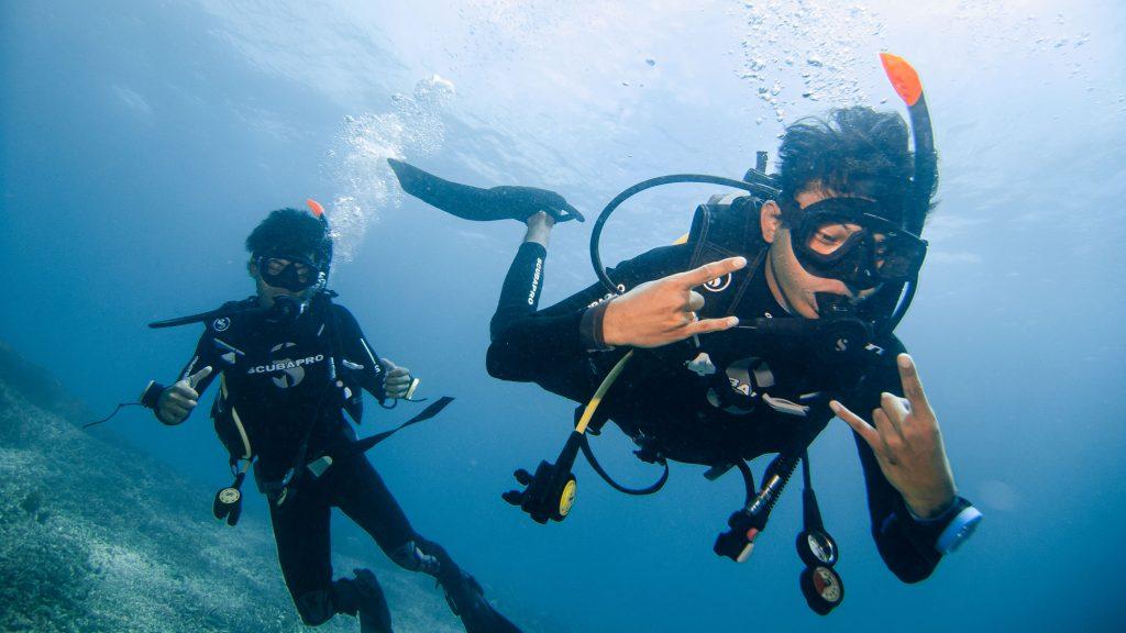 Learn Scuba Diving Diving Nusa Penida